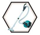 Portable Vacuum (Tool Only) - 18V Li-Ion / DCL500Z