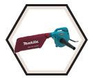 Blower / Vacuum (Kit) - 98.8 CFM - 5.5 amps / UB1101