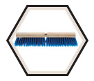 "18"" - Combo Coarse Push Broom"