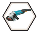 "Angle Grinder (Kit) - 7"" dia. - 15.0 amps / GA7010C"