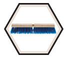 "36"" - Combo Coarse Push Broom"