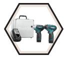 2 Piece Combo LXT - Drill - Impact - (2) 12V Max Li-Ion / LCT207