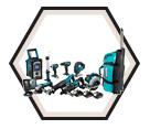 9 Piece Combo LXT - (3) 18V Li-Ion / LXT903