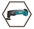 Oscillating Multi Tool (Tool Only) - 18V Li-Ion / LXMT02ZKX1