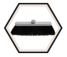 Sweep-Ezy Magnetic Broom Head