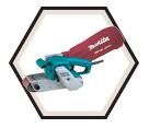 "Belt Sander (Kit) - 3"" x 24"" - 7.8 amps / 9924DB"