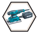 "Sheet Finishing Sander (Kit) - 1/3"" - 1.7 amps / BO3710"