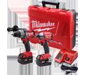 2 Tool Combo Kit M18 FUEL™ - 18V Li-Ion / 2797-22