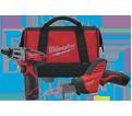 2 Tool Combo Kit M12™ - 12V Li-Ion / 2490-22