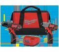 2 Tool Combo Kit M12™ - 12V Li-Ion / 2497-22