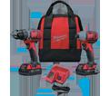 2 Tool Combo Kit M18™ - 18V Li-Ion / 2691-22