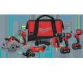 6 Tool Combo Kit M18™ - 18V Li-Ion / 2696-26