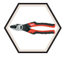 6-in-1 Diagonal Pliers - 6""