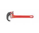 "Ratchet Pipe Wrench - 14"" - Heavy-Duty / 10358 *RAPIDGRIP"