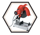 "Portable Cut-Off Saw - 14"" dia. - 15 amps / 6177-20"