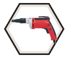 "All-Purpose Screwgun (Tool Only) - 2500 RPM - 1/4"" Hex - 6.5 amps / 6740-20"