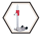 "Diamond Coring Large Base Stand - 43-1/2"" / 4120"