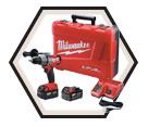 "Drill/Driver (Kit) Brushless M18 FUEL™ - 1/2"" Chuck - 18V Li-Ion / 2603-22"