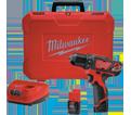 "Drill/Driver M12™ - 3/8"" Chuck - 12V Li-Ion / 2407 Series"