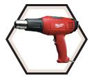 Dual Temperature Heat Gun - 11.6 A / 8975-6