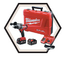 "Hammer Drill/Driver Brushless M18 FUEL™ (Kit) - 1/2"" Chuck - 18V Li-Ion / 2604-22"