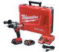 "Hammer Drill/Driver Brushless M18 FUEL™ (Kit) - 1/2"" Chuck - 18V Li-Ion / 2604-22CT"