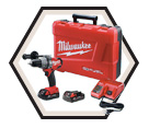 "Hammer Driver Drill Brushless M18 FUEL™ (Kit) - 1/2"" Chuck - 18V Li-Ion / 2604-22CT"