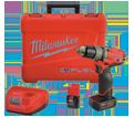 "Hammer Drill/Driver Brushless M12 FUEL™ - 1/2"" Chuck - 12V Li-Ion / 2404 Series"