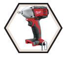 "Impact Wrench (Tool Only)M18™ - 7/16"" Hex Chuck - 18V Li-Ion / 2652-20"