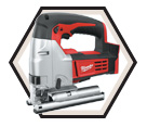 Jig Saw (Tool Only) M18™ - Top-Handle - 18V Li-Ion / 2645-20