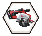 "Metal Saw (Kit) M18™ - 5-3/8"" - 18V Li-Ion / 2682-22"