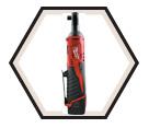 "Ratchet (Kit) M12™ - 3/8"" - 12V Li-Ion / 2457-21"
