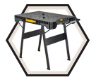 Workbench - Folding - Portable / DWST11556 *EXPRESS