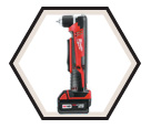 Right Angle Drill (Kit) M18™ - 18V Li-Ion / 2615-21