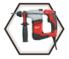 "Rotary Hammer (Kit) AVS™ - 4.6 lbs - 5/8"" SDS Plus® - 5.5 amps / 5263-21"
