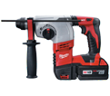 "Rotary Hammer (Kit) - 7/8"" SDS-Plus - 18V Li-Ion / 2605-22 *M18™"