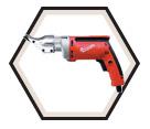 Shear (Tool Only) - 18 ga. - 6.8 A / 6852-20
