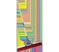"Push Broom - 24"" - Fine & Coarse / GPPBMS24"