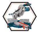 "Single-Bevel Slide Miter Saw - 10"" - 13.0 A / 4405"