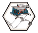 "Table Saw - 10"" - 15.0 A / 4100-09"