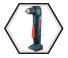 "Right Angle Drill - 1/2"" - 18V Li-Ion / ADS181 Series"