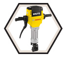 """Breaker Hammer (Tool Only) BRUTE™ - 63.2 lbs - 1-1/8"""" - 15.0 amps / BH2760VC"""