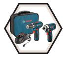 2 Tool Combo Kit - 12V Li-Ion / CLPK22-120