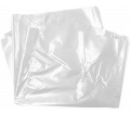 Garbage Bags - 1.5 mil - Clear / TT-96C *X STRONG