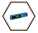 Laser Level - Line & Point - Red - AAA Battery/ GLL 1P