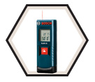Laser Measure (Kit) - 50' / GLM 15
