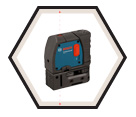 2-Point Self-Leveling Laser Level (Kit) / GPL 2