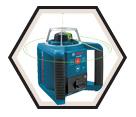Self-Leveling Rotary Laser (Kit) / GRL300HVG