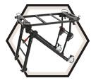 Wheeled Tile Saw Stand / GTA10W