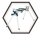 Folding Leg Miter Saw Stand / GTA3800